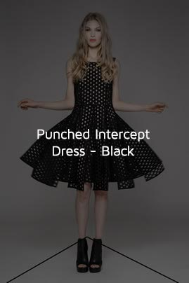 Taylor Punched-Intercept-dress-over