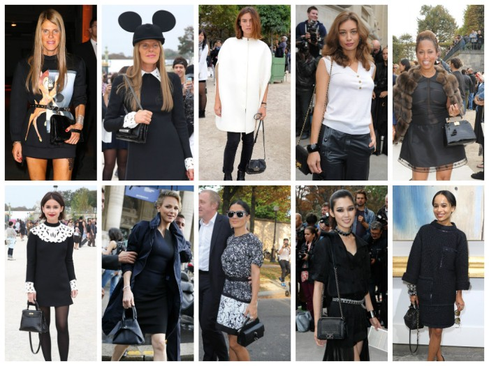 Zoe Kravitz with Chanel Quilted Shoulder Bag, Tao Okamoto with Chanel Boy Bag, Salma Hayek with Balenciaga Maillon Bag, Princess Charlene of Monaco with Akris Ai Bag, Mira Duma with Hermes Kelly, Marjorie Bridges with Fendi Crocodile Peekaboo Bag, Margareth Made with Chanel Flap Bag, Kasia Smutniak with Valentino Rockstud Mini Grossbody, Anna Dello Russo wih Valentino VaVaVoom Shoulder Bag, Anna Dello Russo wih Valentino Dual Fur Runway Clutch, lavender loafers, fashion blogger, new zealand, auckland, celebrities, paris fashion week, bag,