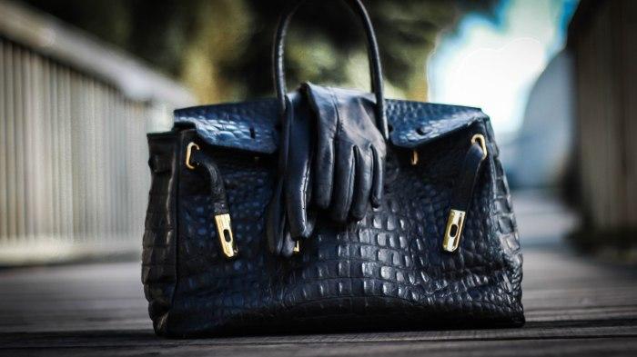 black-leather-birkin-bag-lavender-loafers-fashion-blogger