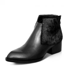 eye-catching-black-block-heel-booties-with-rear-zipper-and-fur_1386562637275