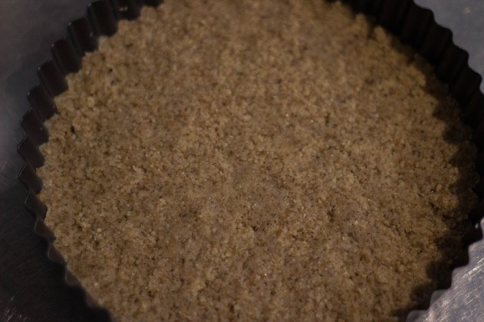 корж для веганского торта